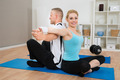 Young Couple Stretching Hands - PhotoDune Item for Sale