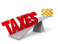 Taxes Outweigh Savings - PhotoDune Item for Sale