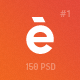 Exe - Multipurpose PSD Template