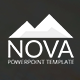 Nova - Powerpoint template - GraphicRiver Item for Sale