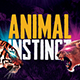 Animal Instinct Party Flyer - GraphicRiver Item for Sale
