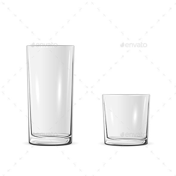 GraphicRiver Two Glasses 10860787