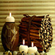 Candles Stones and Scented Wood Pieces 2 - VideoHive Item for Sale