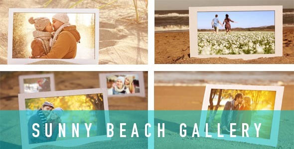 Sunny Beach Photo Gallery (Video Displays)