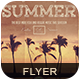 Summer Concert Flyer/Poster - GraphicRiver Item for Sale