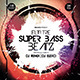 Future Super Bass Beatz Party Flyer - GraphicRiver Item for Sale