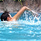Man Swimming in the Pool 5 - VideoHive Item for Sale