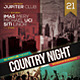 Country Music Flyer / Poster Vol.3 - GraphicRiver Item for Sale