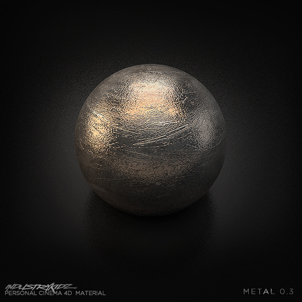 3DOcean Metal Shader 10864145
