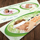 Modern Wellness Center Gift Voucher 23 - GraphicRiver Item for Sale