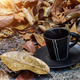 coffee on the dry leaves. - PhotoDune Item for Sale