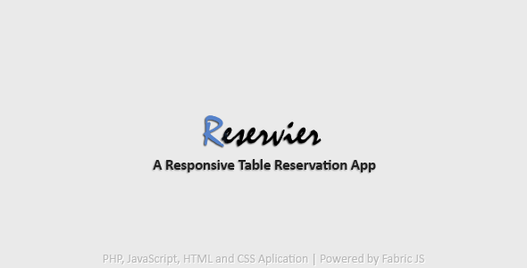 CodeCanyon Reservier 10865196