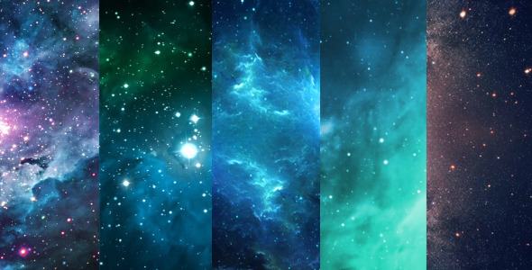 Space Nebulae Pack