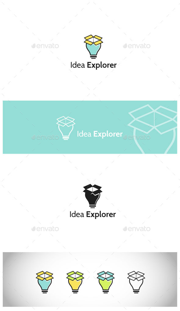 GraphicRiver Idea Explorer 10865366