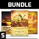 Church Flyer Bundle Vol. 3 - GraphicRiver Item for Sale