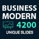 Business Modern Presentation Template - GraphicRiver Item for Sale