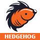 Hedgehog Logo Template - GraphicRiver Item for Sale