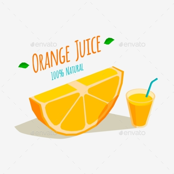 GraphicRiver Orange Juice 10865941