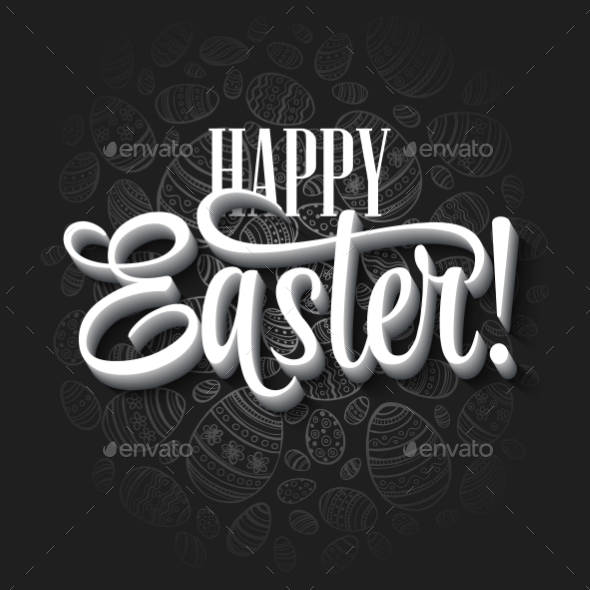GraphicRiver Easter Card 10866108