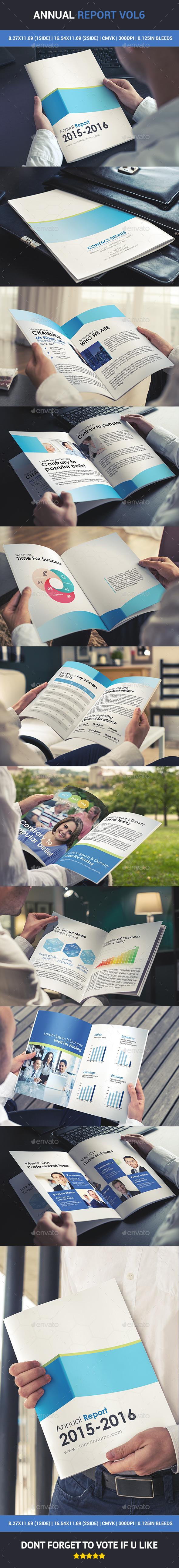 GraphicRiver Annual Report Catalogue-Vol6 10866116