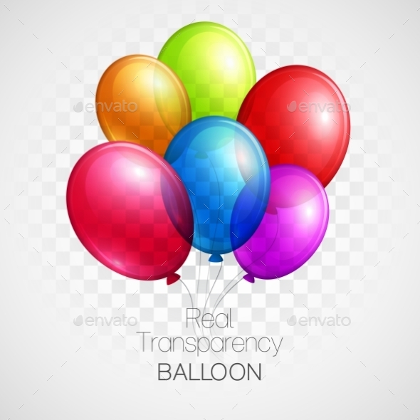 GraphicRiver Balloon Background 10866141