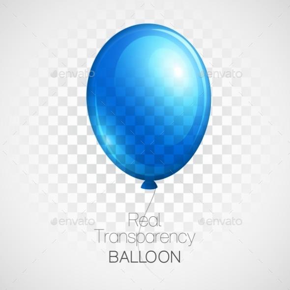 GraphicRiver Balloon Background 10866144