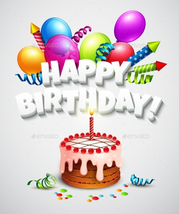 GraphicRiver Birthday Card 10866155
