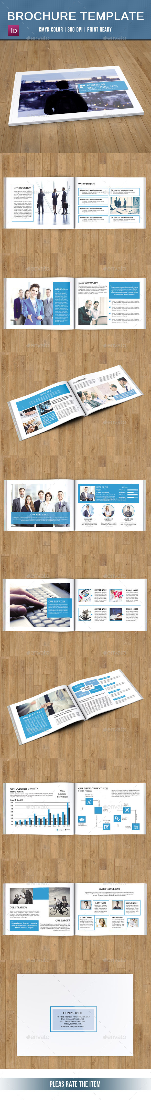 GraphicRiver Corporate Brochure Catalog-V158 10866181