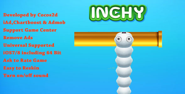 CodeCanyon Inchy 10866467