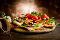 Vegetarian Pizza - PhotoDune Item for Sale