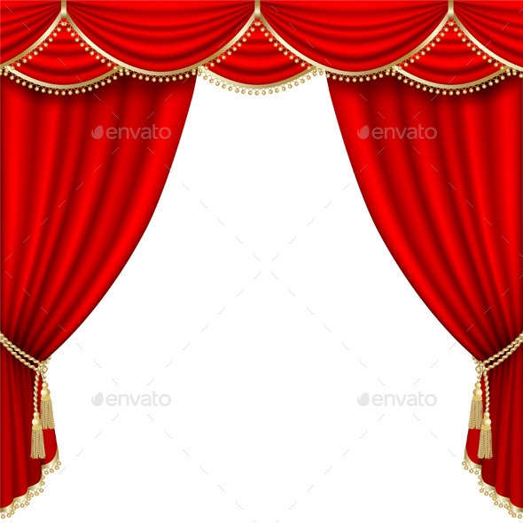 GraphicRiver Theater Stage 10868190