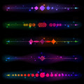 Glittering design elements - PhotoDune Item for Sale