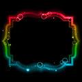 Glowing frame  - PhotoDune Item for Sale