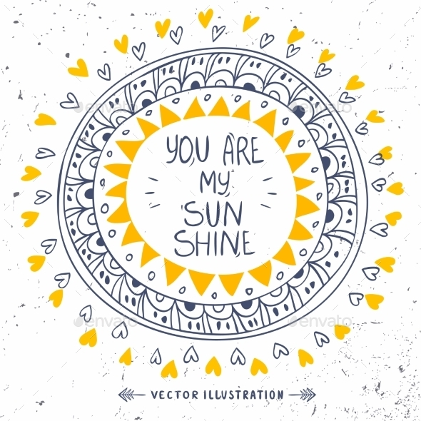 GraphicRiver My Sunshine 10868449