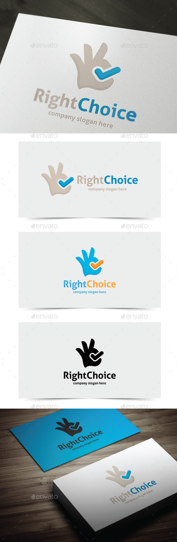 GraphicRiver Right Choice 10868468