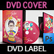Birthday Party DVD Template Vol.2 - GraphicRiver Item for Sale