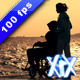 Disabled Man - VideoHive Item for Sale