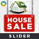 House Sale Slider - GraphicRiver Item for Sale