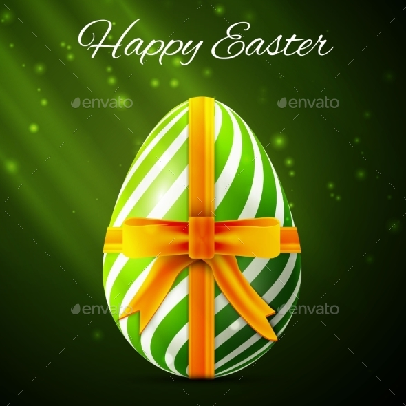 GraphicRiver Happy Easter 10869225