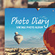 Photo Diary - VideoHive Item for Sale
