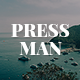 Pressman - Minimal WordPress Blog Theme - ThemeForest Item for Sale