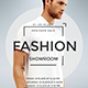 Fashion Showroom Flyer - GraphicRiver Item for Sale