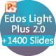 Edos Light Plus 2.0 - GraphicRiver Item for Sale