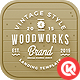 Woodworks - Responsive Bootstrap App Landing page - ThemeForest Item for Sale