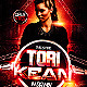 Electro DJ Flyer PSD Template - GraphicRiver Item for Sale