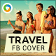 Travel and Tours lFacebook Cover - GraphicRiver Item for Sale