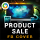 Product Sale Facebook Cover - GraphicRiver Item for Sale