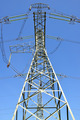 High Voltage Electric Tower - PhotoDune Item for Sale