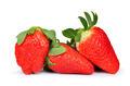 Three strawberries - PhotoDune Item for Sale