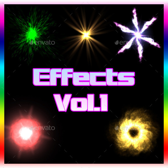 GraphicRiver Effects Vol.1 10870835